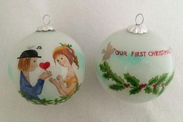 Eerste kerst 2