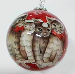 Kerst katten